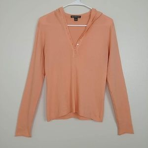 Signature Expression Cashmere Hoodie Sweater #3113